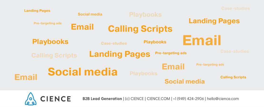 Lead Generation Channels that Use Messaging
