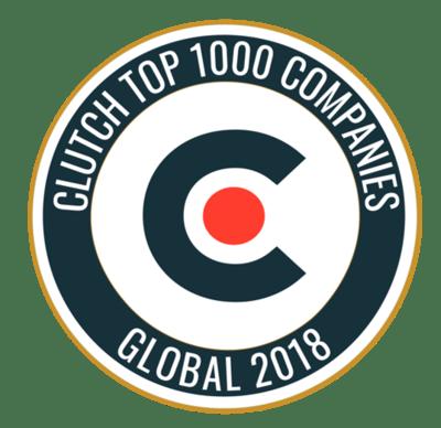 Top B2B Companies Worldwide - Clutch 1000