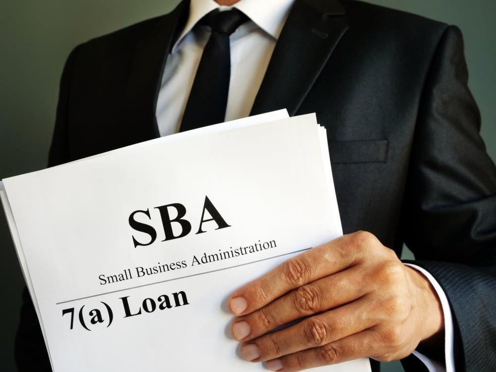 SBA 7 (a) Loan image