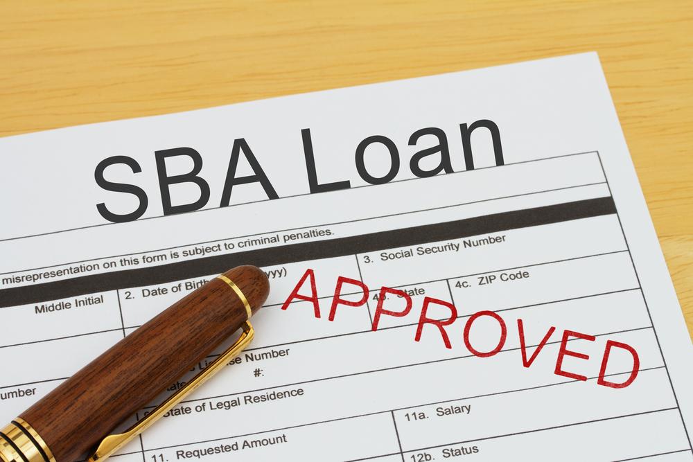SBA 7 (a) Loan Approved