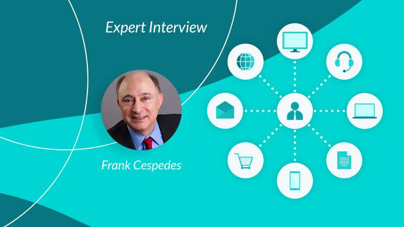 interview with Frank Cespedes on Multichannel marketing