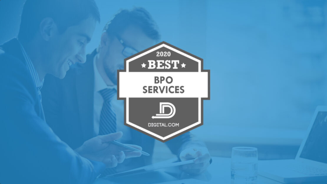 Digital.com Names CIENCE Best BPO Service Provider of 2020