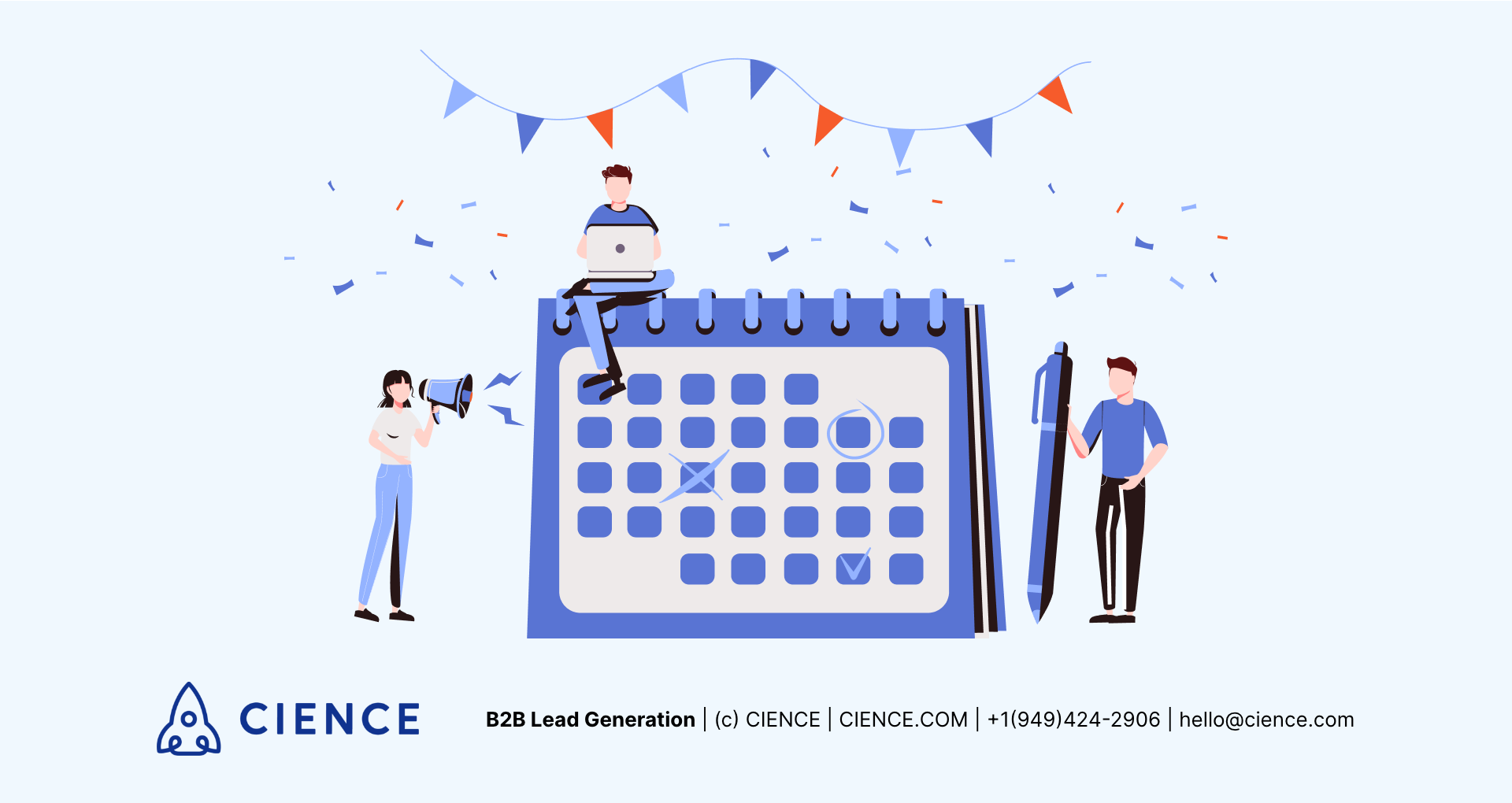 How to generate B2B conference leads?