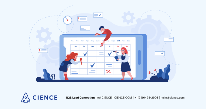 B2B Event Lead Generation – How to Make Conferences Work For You
