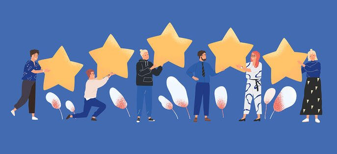 leverage your customer experience with reviews