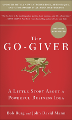 The Go-Giver by Bob Burg and John Mann