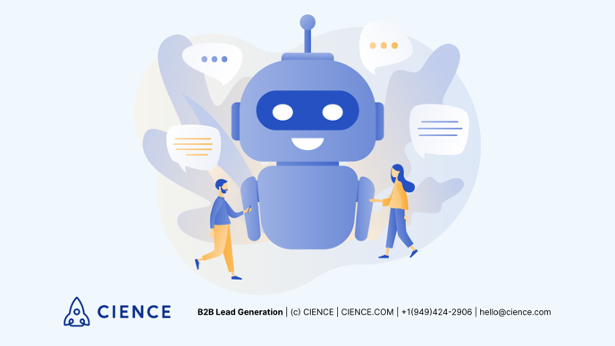 lead generation with chatbots