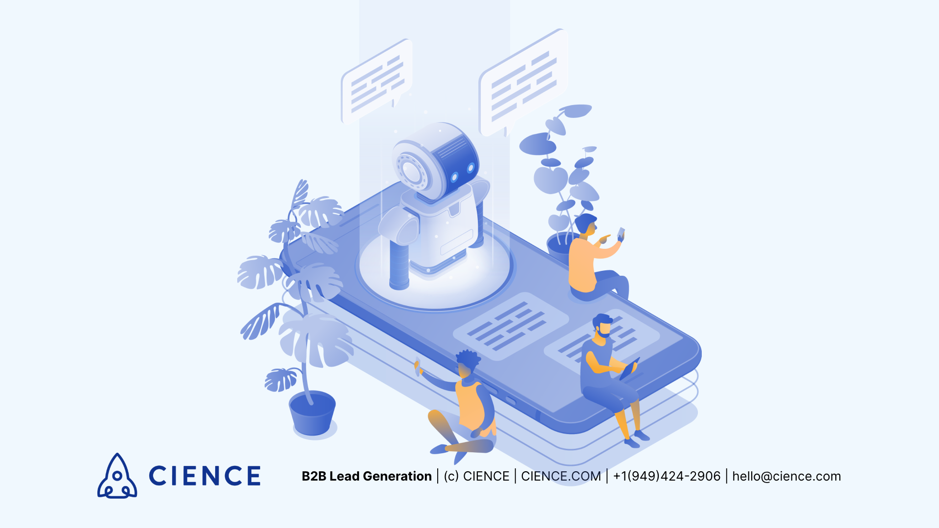 chatbot lead generation for b2b