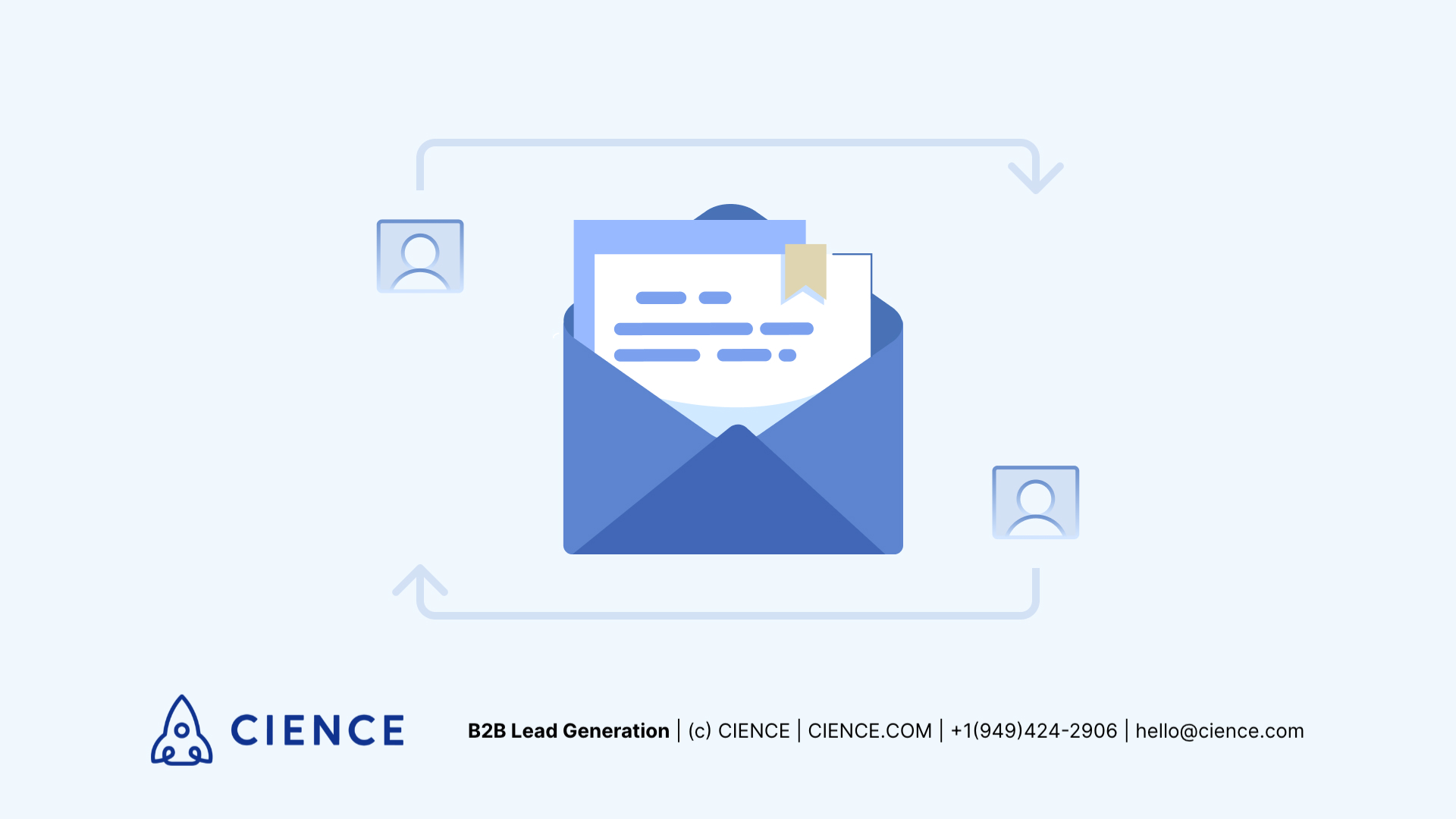 How to warm up cold leads through email using retargeting ads